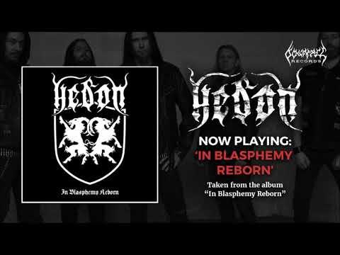Hedon - In Blasphemy Reborn (Album sampler)