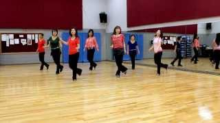 Joyride - Line Dance (Dance & Teach in English & 中文)