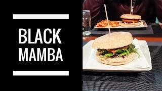 Video of Black Mamba Burgers and Records