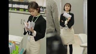 '저글러스' 백진희, 오피스룩의 정점! …