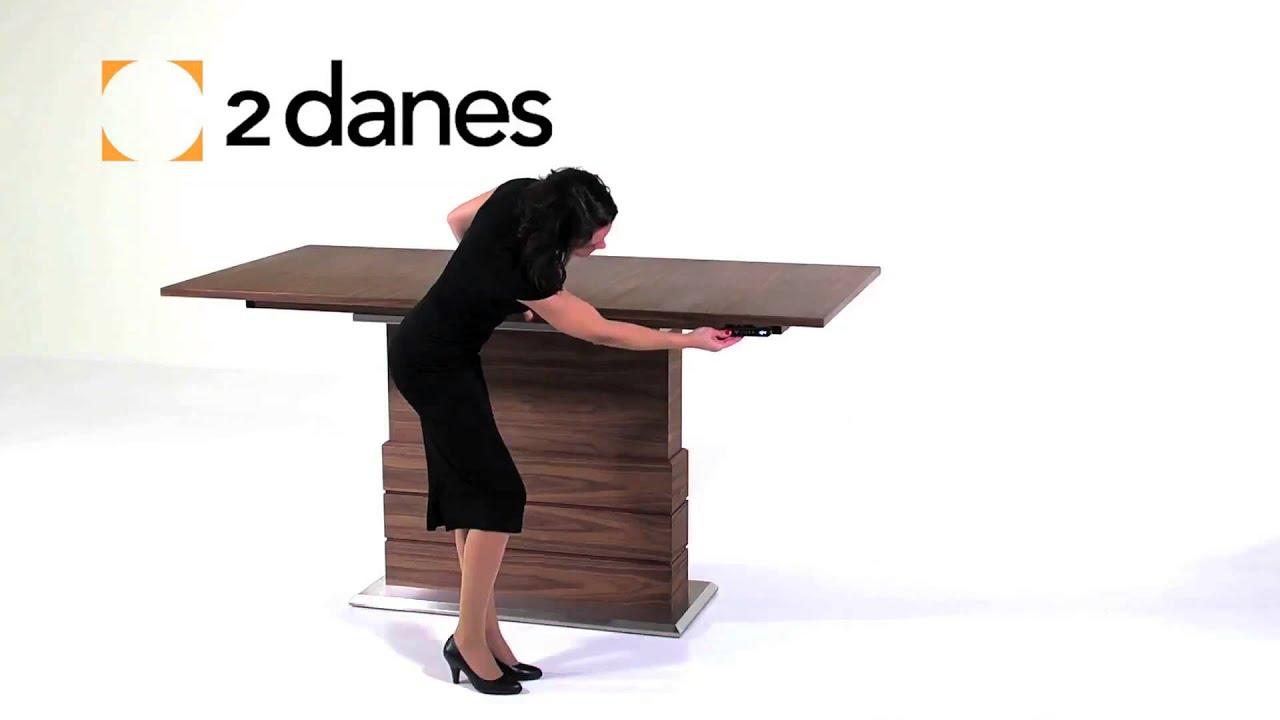 Adjule Height Table I 2 Danes Furniture