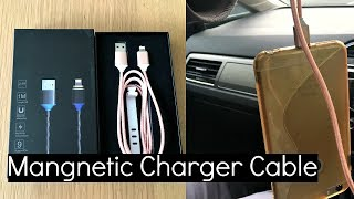 Apple Magnetic Charging Cable Rose Gold