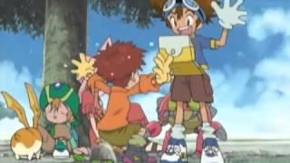 Digimon Adventure Capitulo 5