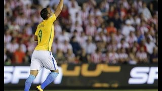 Paraguay 2-2 Brazil 30/03/2016 All Goals and Highlights