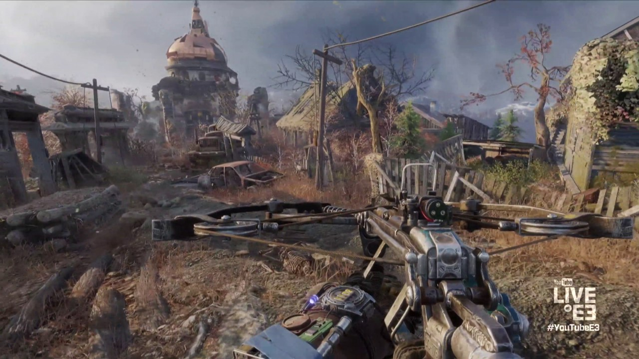 Metro: Exodus Developer Interview - YouTube
