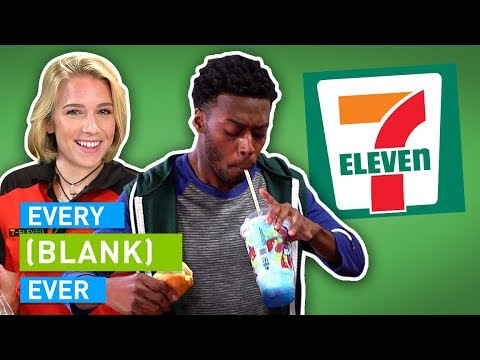 EVERY 7-ELEVEN EVER