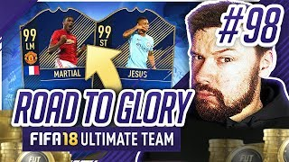 THE MOST OP PLAYERS IN FIFA! - #FIFA18 Road to Glory! #98 Ultimate Team