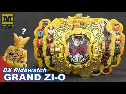 DX GRAND ZI-O Ridewatch (Kamen Riider Grand Zi-O) 仮面ライダーグランドジオウ !
