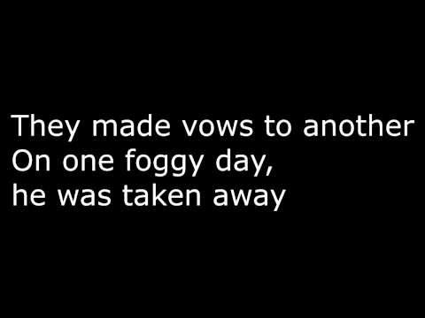 Paddy and the Rats - Ghost from the barrow [Lyrics]
