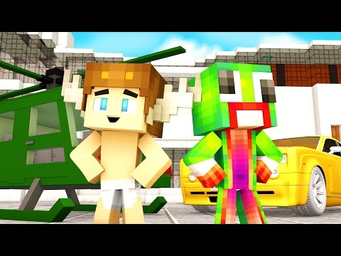 Minecraft Daycare - HOUSE PARTY!?