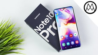Samsung Galaxy Note 10 Pro - THIS is why you should be Excited.