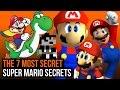 The 7 most secret Super Mario secrets
