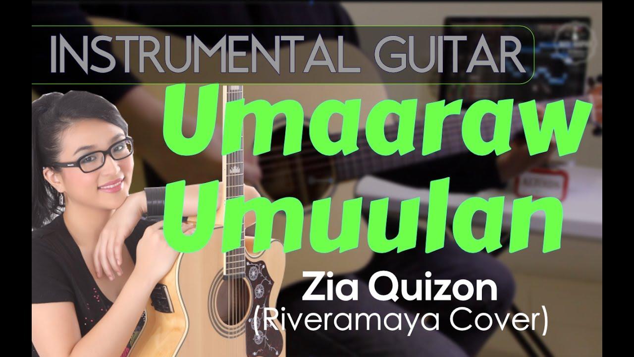 Zia Quizon/Rivermaya - Umaaraw Umuulan (instrumental ...