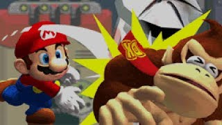 Mario Vs. Donkey Kong - World 1: Mario Toy Company (100%)
