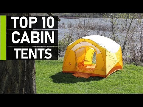 Top 10 Best Camping Cabin Tents for Ultimate Group Camping Experience