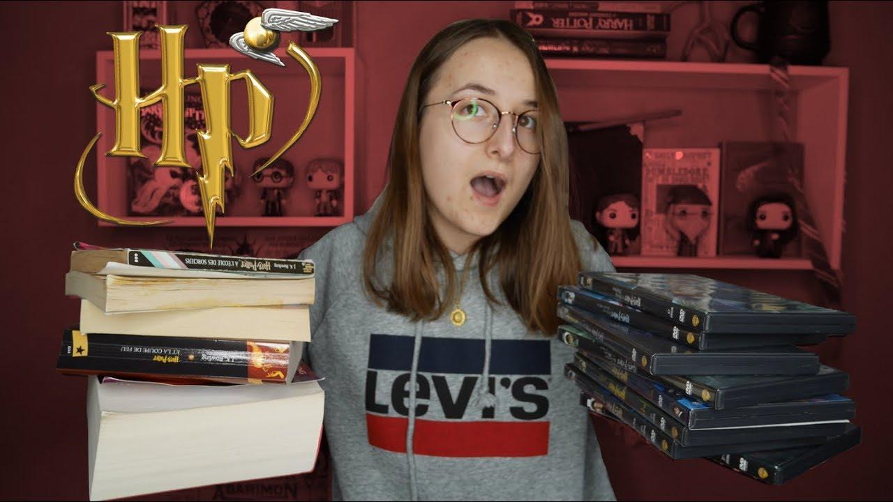 Je Deteste Harry Potter 4 Classement Livres Films Harry Potter