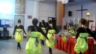 Praise in the Highest mixed with Salvation is Here (Eksilah Dance Team)