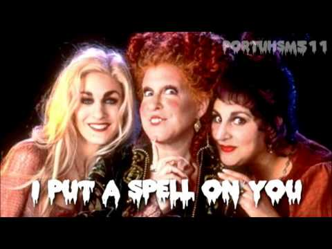 Image result for i put a spell on you hocus pocus