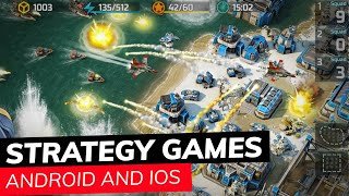 Top 10 Best Real Tiime strategy games for Android and iOS