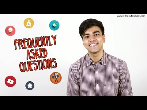 2.-frequently-asked-questions-about-youtubing