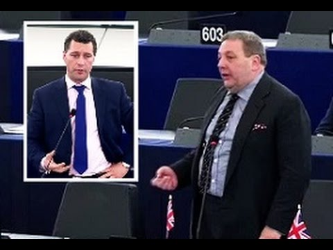 Unknowing socialists failing the citizens of Europe - David Coburn MEP