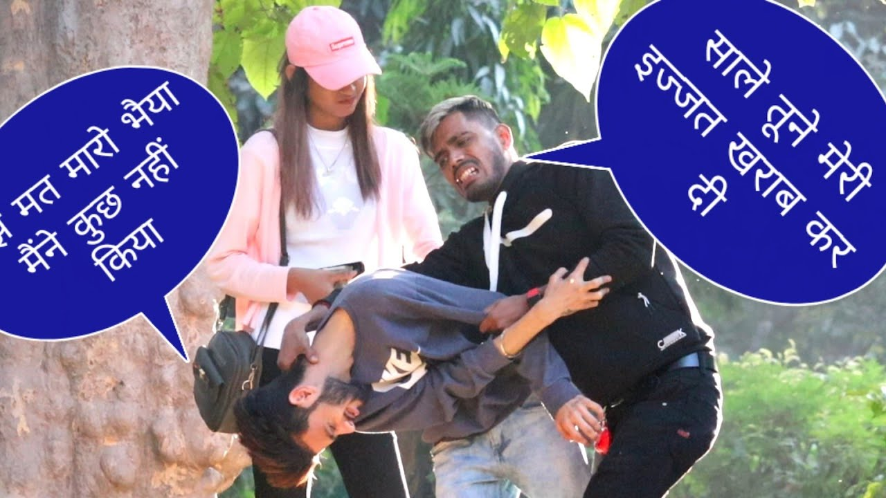 prank on honey and his girlfriend gone so emotional video Ak malik pranks