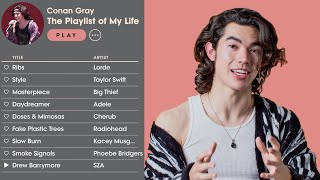 Conan Gray Creates the Playlist of His Life | Teen Vogue
