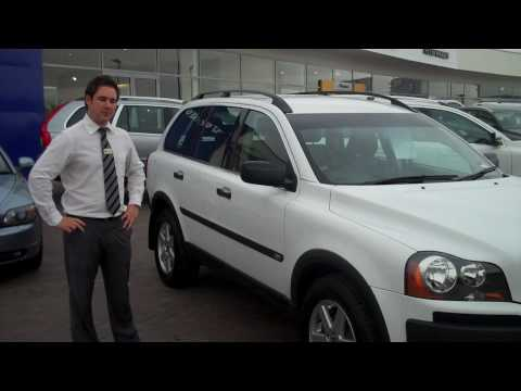 2005 Volvo Xc90 2 5l Turbo Review