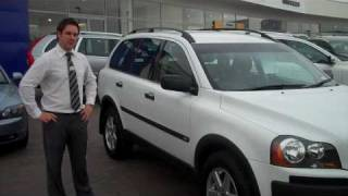 2005 Volvo XC90 2.5L Turbo Review
