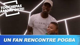 Cyril Hanouna offre à un fan de Paul Pogba une rencontre unique !