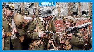 Bijzondere film uit de Eerste Wereldoorlog in kleur