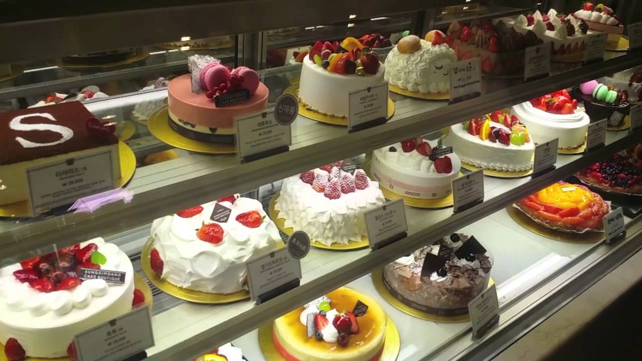 Stop Shop Bakery Cakes