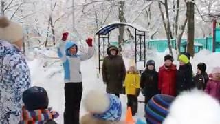 Соревнования по хоккею в подготовительных группах
