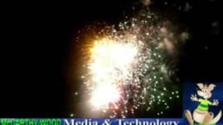 New Year 2011 Bribie Island - Midnight