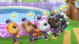 MY TALKING TOM FRIENDS 🐱 ANDROID GAMEPLAY #30 -TALKING TOM AND FRIENDS BY OUTFIT
