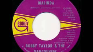 bobby taylor the vancouvers malinda 1968