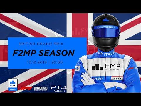 F2MP | OPENING SEASON #10 | BRITISH GRAND PRIX FMP ITALIA