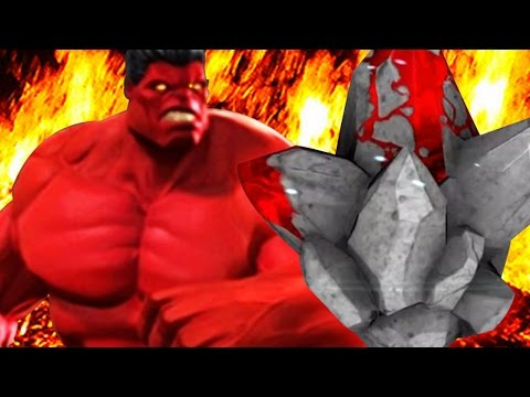 10 CHANCES FOR RED HULK! - Marvel Contest of Champions - Gameplay Part 44