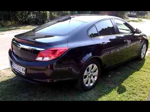 opel insignia 2010 beograd youtube. Black Bedroom Furniture Sets. Home Design Ideas