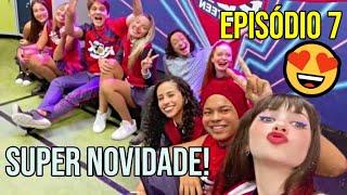 BASTIDORES DO EPISÓDIO 7 DA ROXTEEN!