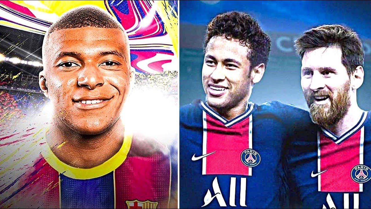 PSG and BARCELONA MADE SHOCKING DECISIONS about MBAPPE and MESSI!?