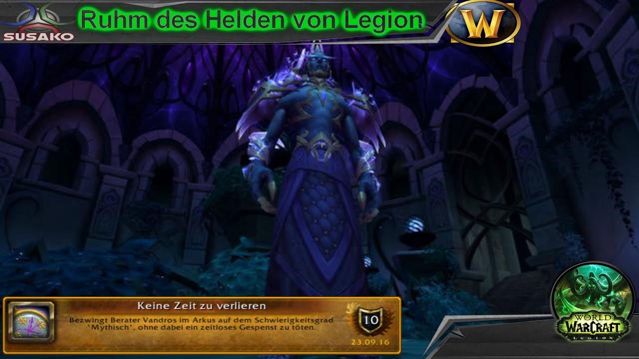 Ruhm Des Helden Von Legion