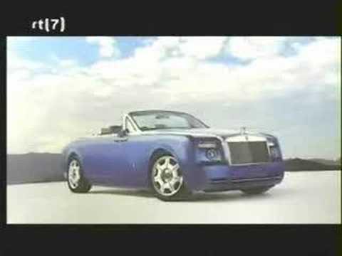 Rolls Royce Phantom Drophead Coupé - Business class