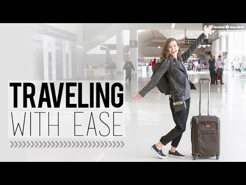Working Through Travel Anxiety // My Experience + Tips