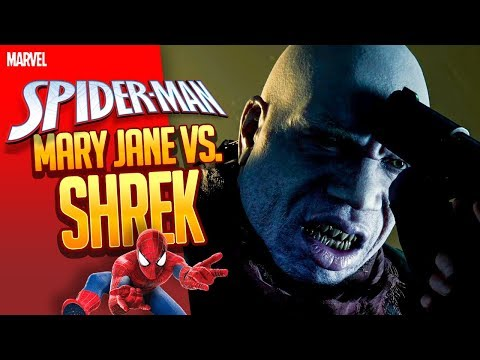 SPIDER-MAN 🕷️ 017: Mary Jane vs. SHREK