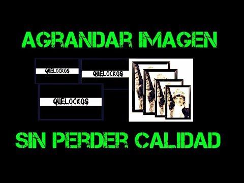 Photoshop: Como Agrandar Una Imagen Sin Perder La Calidad from YouTube · Duration:  3 minutes 5 seconds