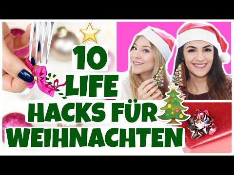 10 Tipps für eine günstige Weihnachts-Deko