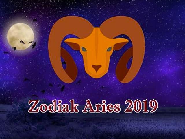 KETAHUILAH!! Inilah Zodiak Aries 2019 Horoskop {Cinta Uang Karir} & Kesehatan
