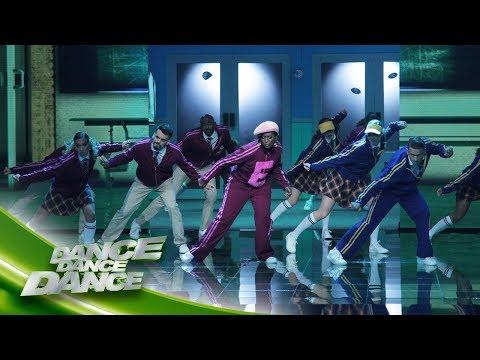 Baixar Edsilia – Gossip Folks (Show 4 | Dance Dance Dance 2017)