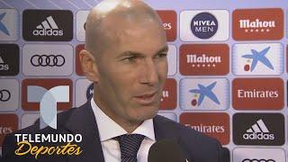Directo y positivo: Zidane valora el triunfo del Real Madrid vs Celta | Telemundo Deportes